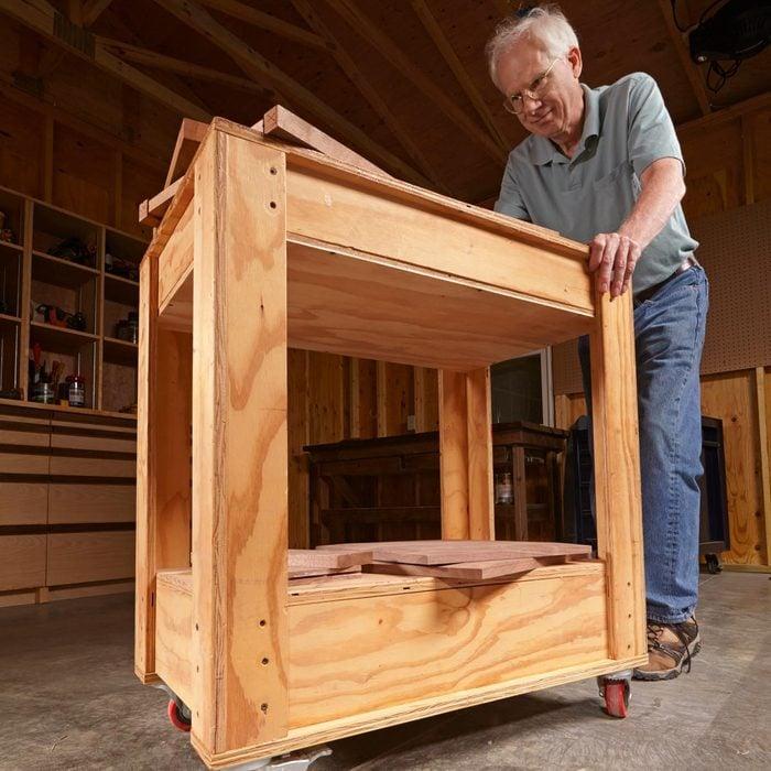 Build a Maker Cart