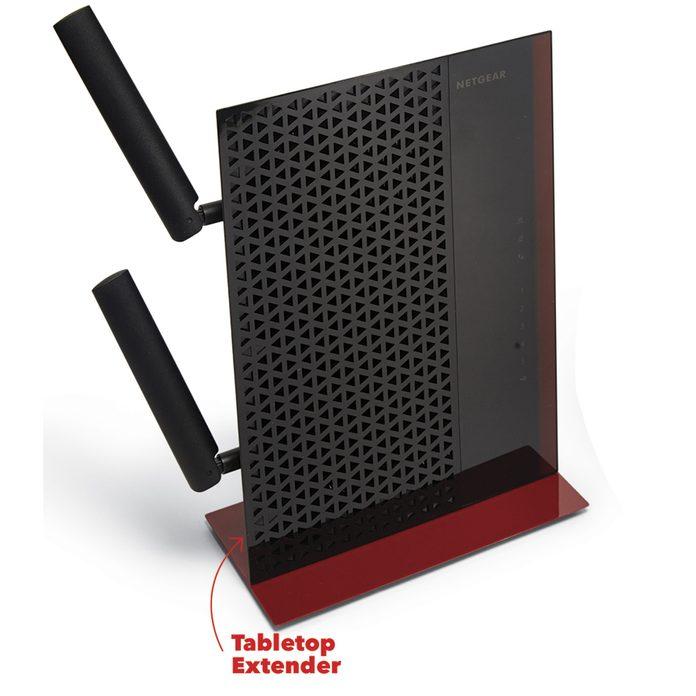 Tabletop wi-fi extender