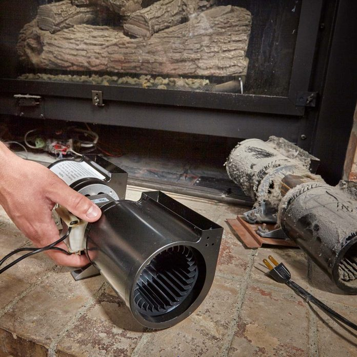 Clean, Inspect and Prepare Your Fireplace