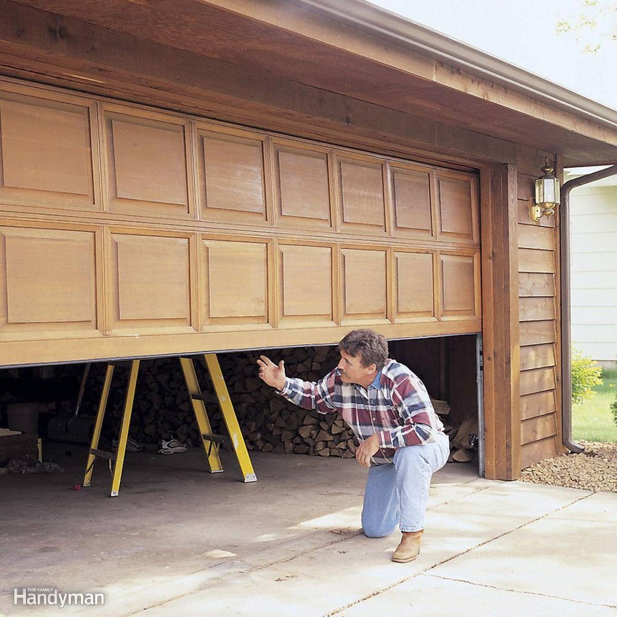11 easy ways to get your garage ready for fall the for 16 x 11 garage door
