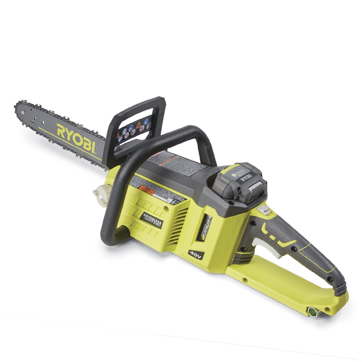 best cordless chain saws | the family handyman