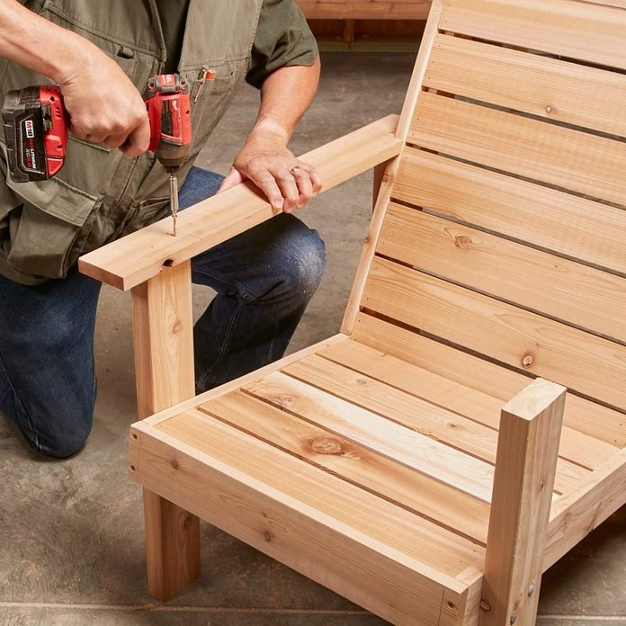 perfect patio chairs step 9