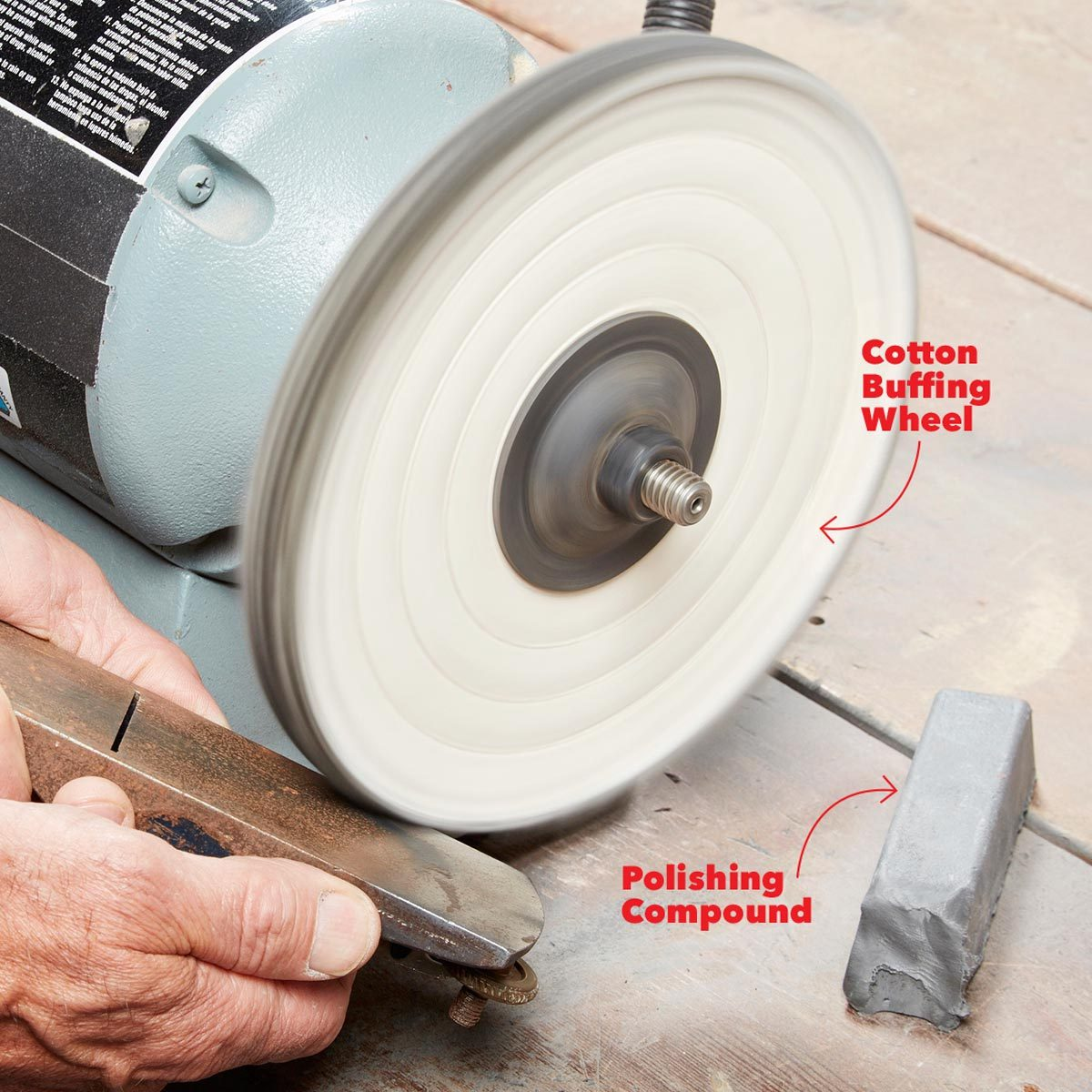 Phenomenal Bench Grinder Basics You Need To Know The Family Handyman Alphanode Cool Chair Designs And Ideas Alphanodeonline