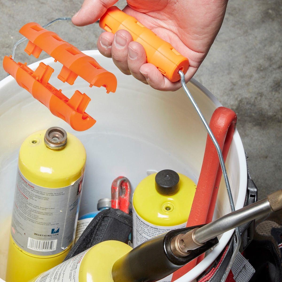 A better bucket handle