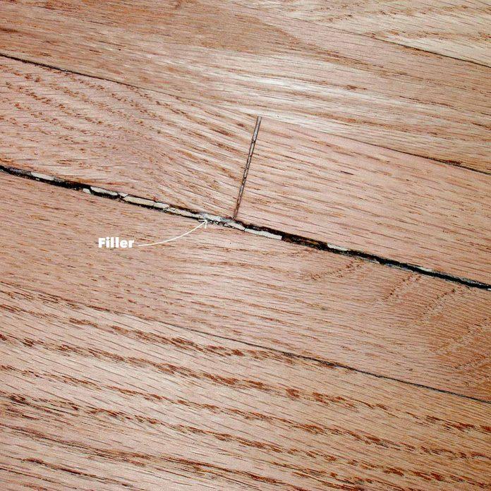 Wood filler don'ts