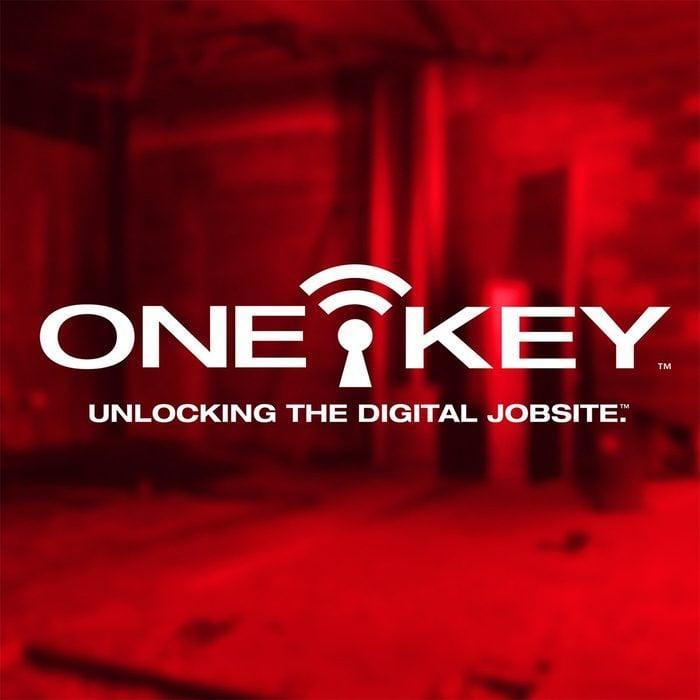 Milwaukee One Key Logo | Construction Pro Tips