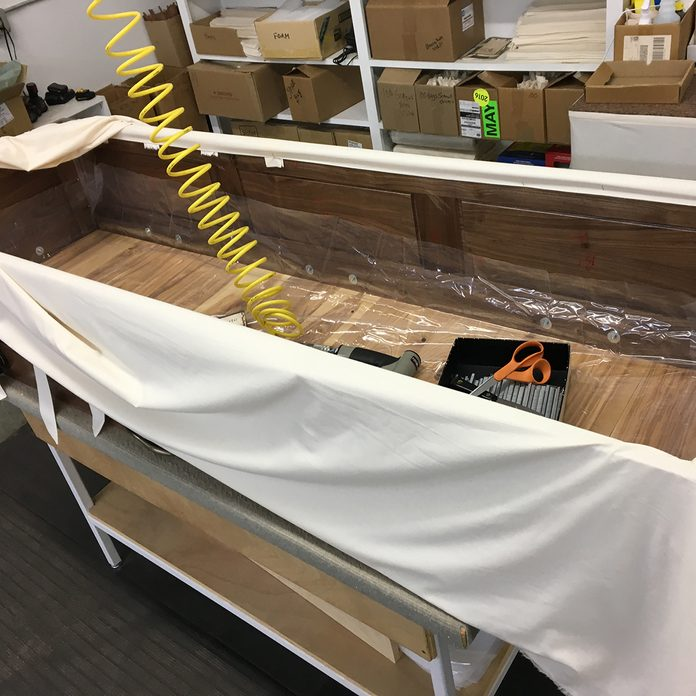 the Inside of a coffin | Construction Pro Tips
