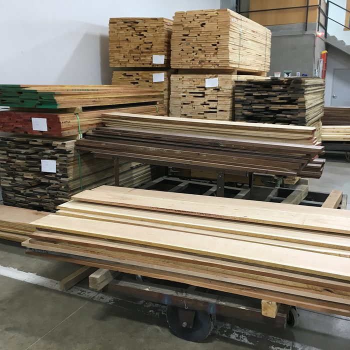 Piles and stacks of lumber | Construction Pro Tips