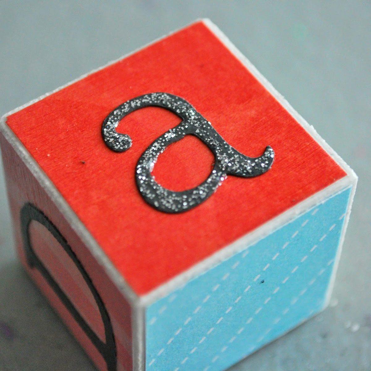 Learn the ABCs of Alphabet Blocks