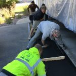 How To Pour a Perfect Concrete Apron