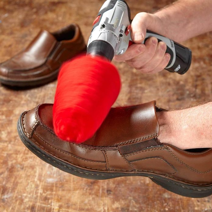 Prepare Shoes Properly