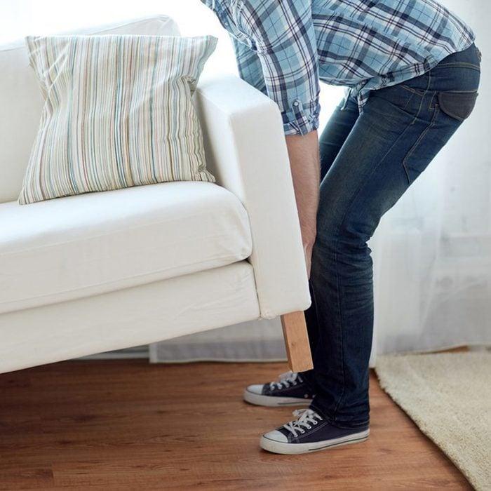 Move Furniture Carefully