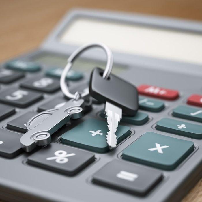 Tax Assessor Calculates Property Tax