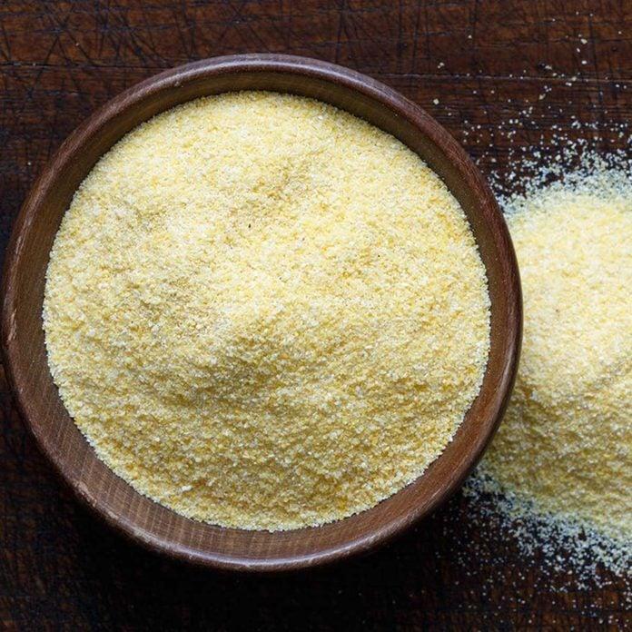 cornmeal