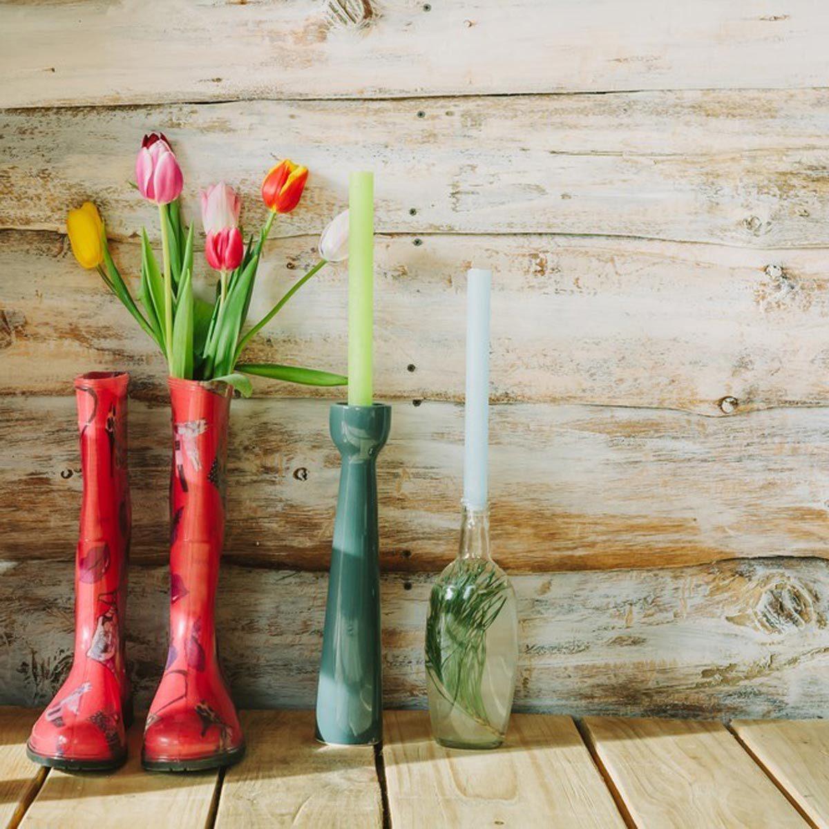 Fun Flower Vases