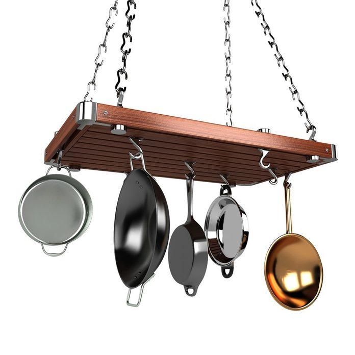 dfh17sep043-02 kitchen pot over the head storage organization pots and pans organizer