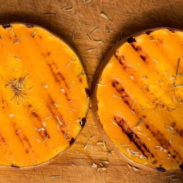 Try Grilling a Pumpkin