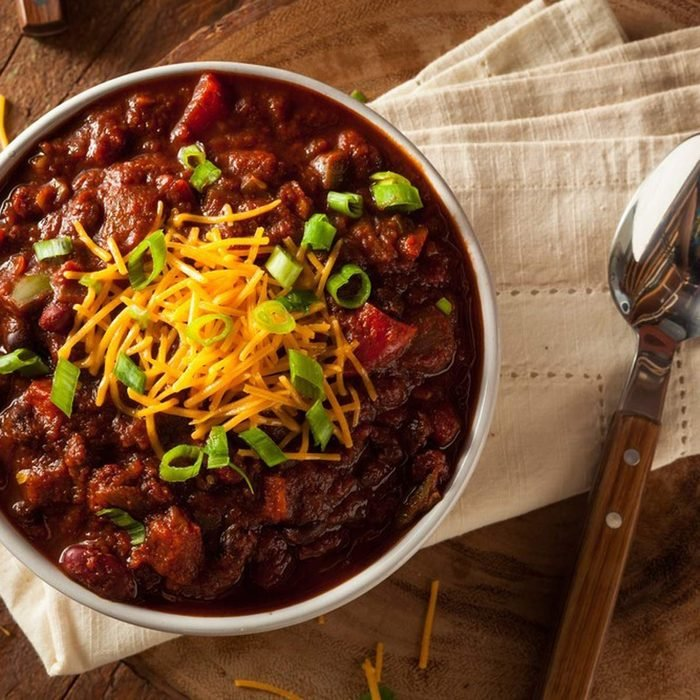 Grill Your Chili