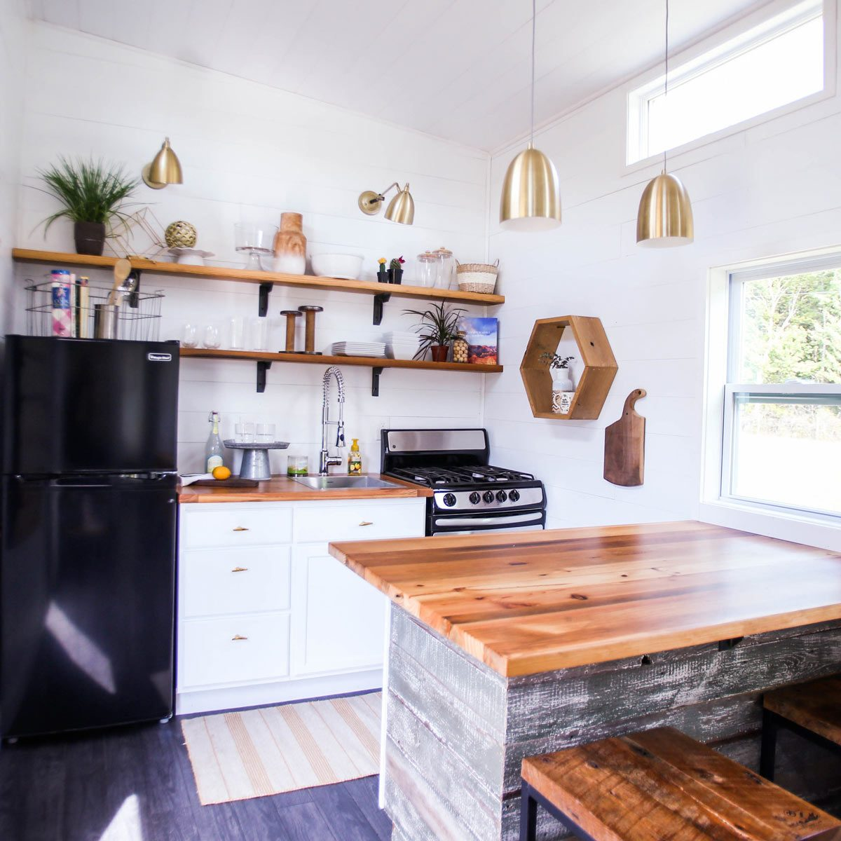 13 Incredible Tiny Home Kitchens The Family Handyman