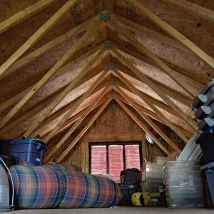 Here's Why You Shouldn't Store Stuff In The Attic