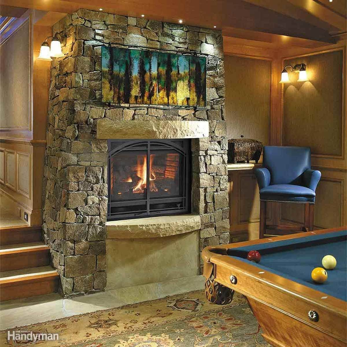 Best: New Fireplace
