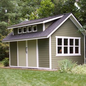 Reader Project: Garden Shed