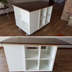 Reader Project: Ikea Kallax Hack