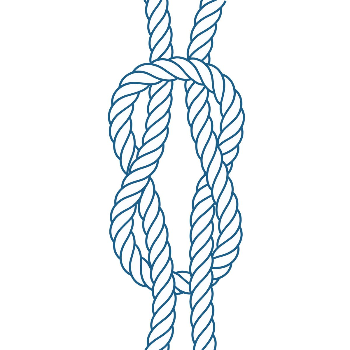 5 knots to know and how to tie them the family handyman knots 04 square knot solutioingenieria Image collections