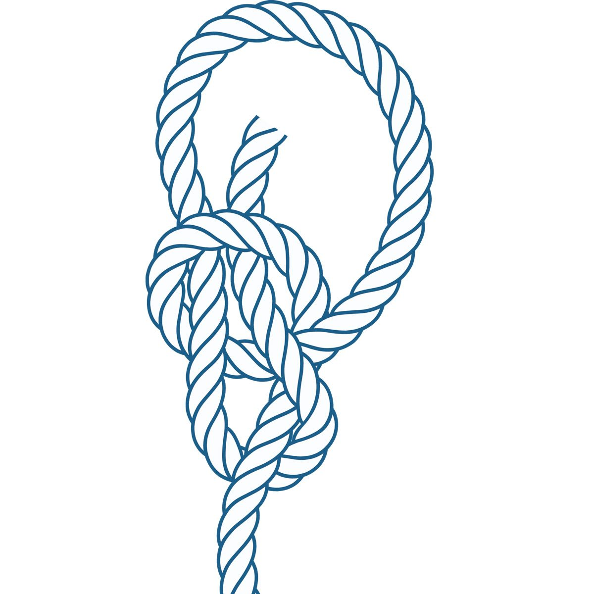 knots-05 bowline knot