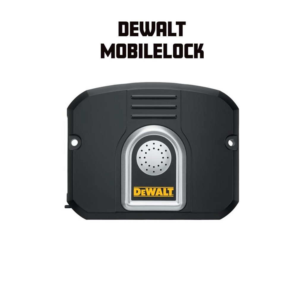 Dewalt MobileLock | Construction Pro Tips
