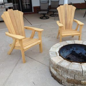 Reader Project: Comfortable Adirondack Chair
