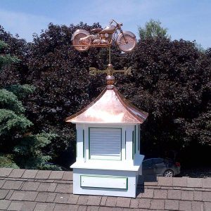 Reader Project: How to Build a Cupola