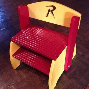 Reader Project: Flip Flop Step Stool