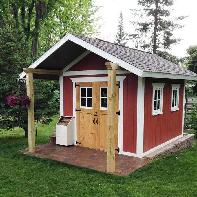 reader project Dream Shed