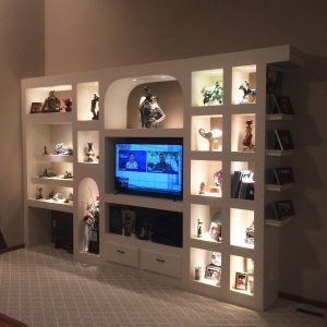 Reader Project: Showcase Wall