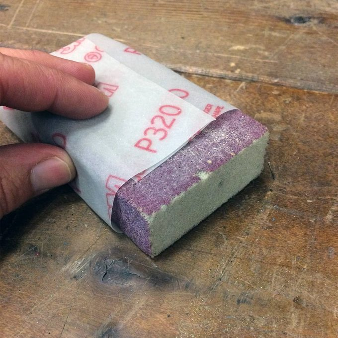 reuse sanding sponge