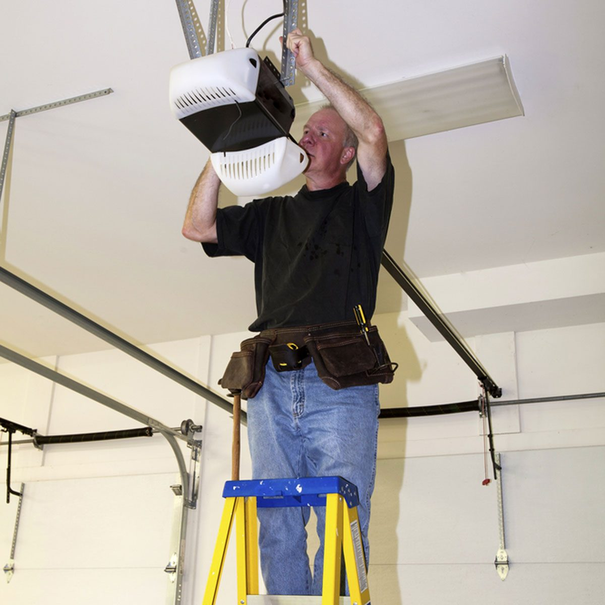 Inspect and Fix Your Garage Door