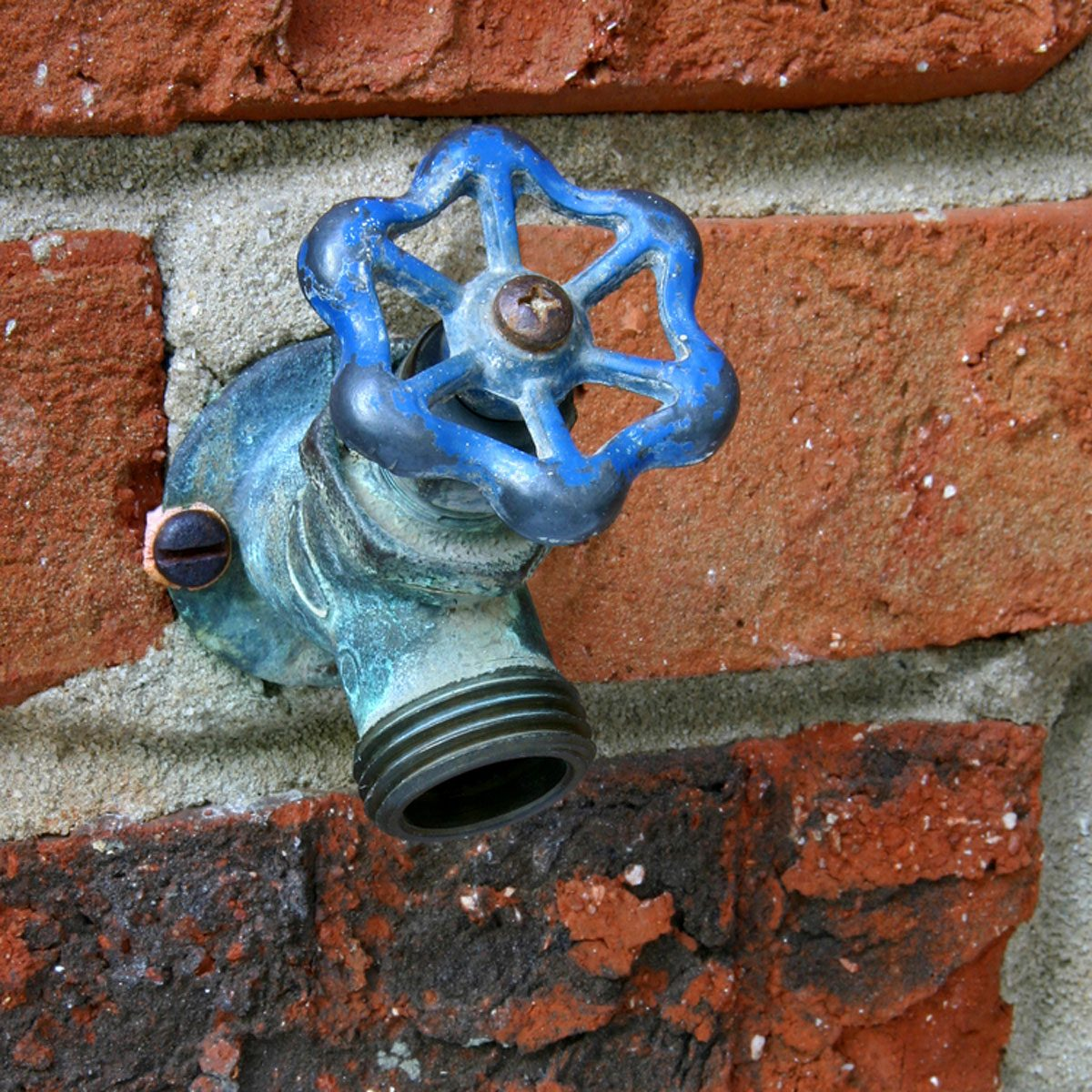 Install Frost-Proof Outdoor Faucets