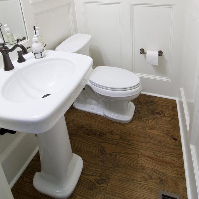 shutterstock_44365882 half bathroom