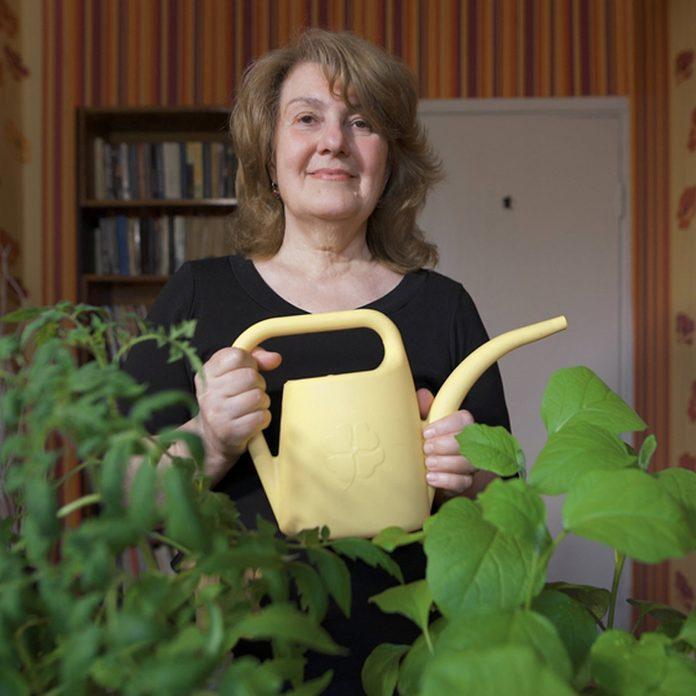 Bring in Delicate Plants