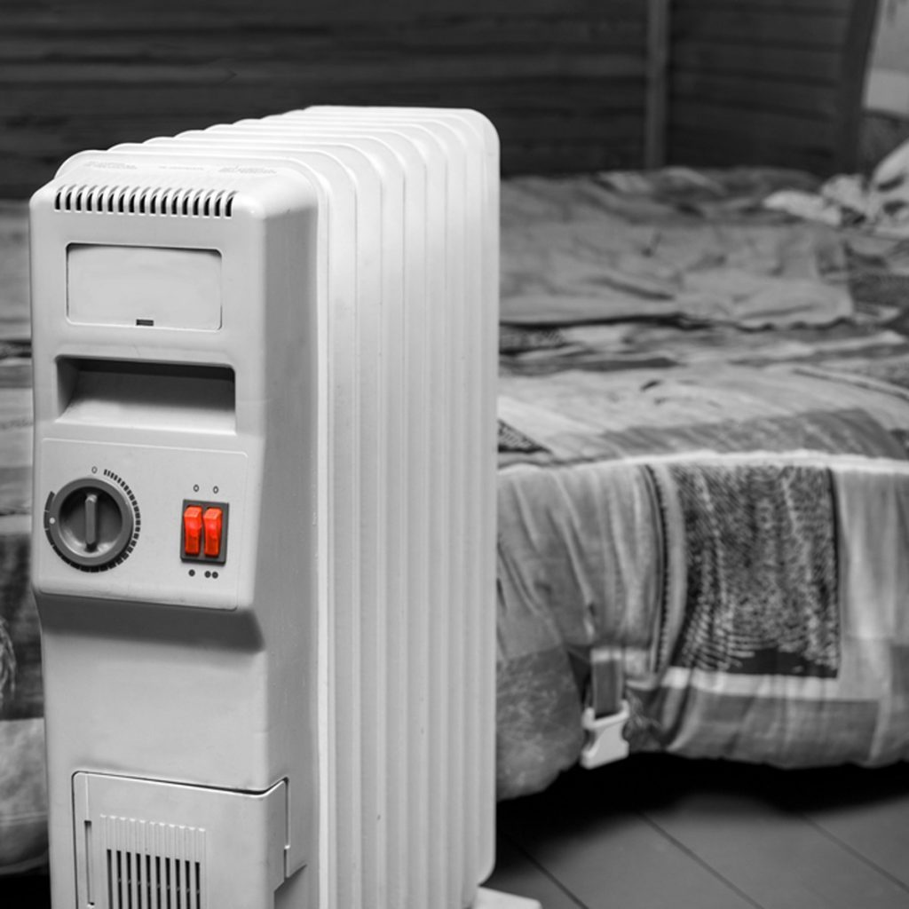 shutterstock_599794253 space heater