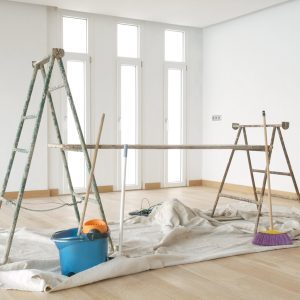 10 Simple Steps for Interior Paint Prep