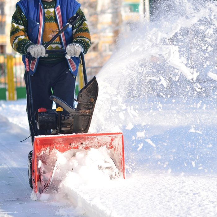 Get Your Snowblower Ready for Service