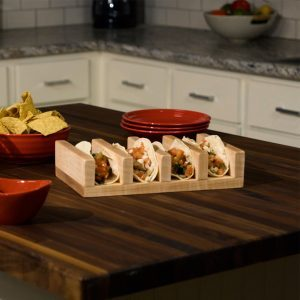 Build a Maple Taco Holder
