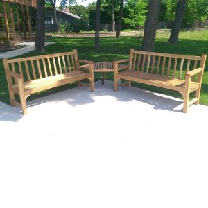 Reader Project: Classic Garden Bench