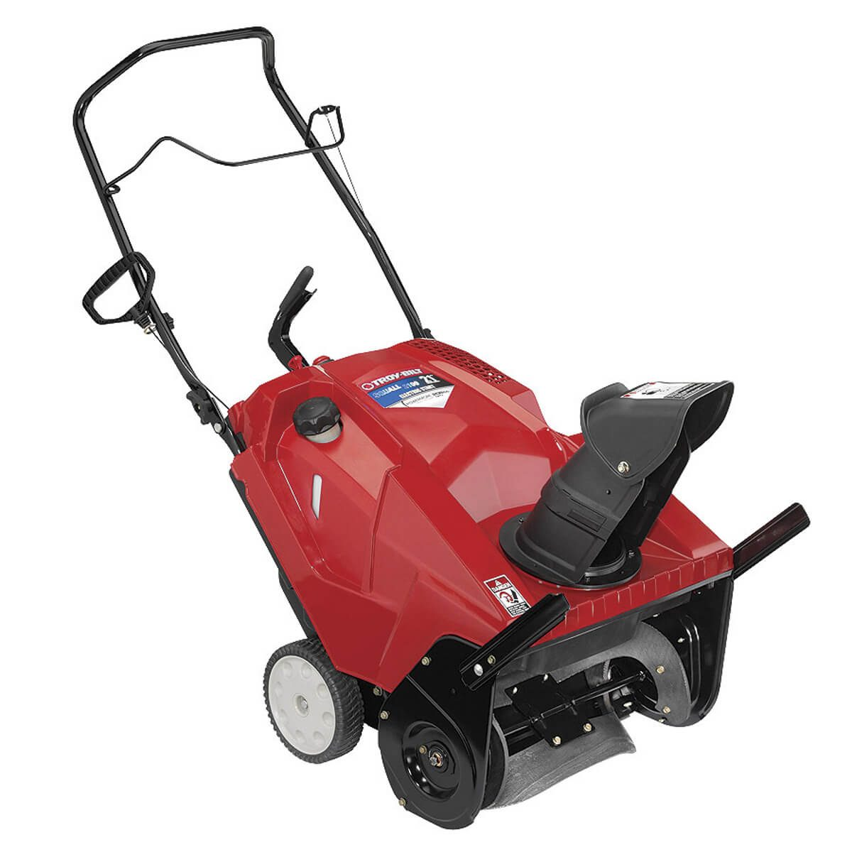 Troy-Bilt Squall 2100 Electric Start Single-Stage Snow Thrower
