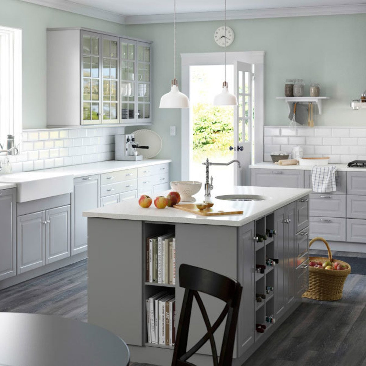 60 Best Kitchen Color Samples Images On Pinterest: 12 Inspiring Kitchen Island Ideas