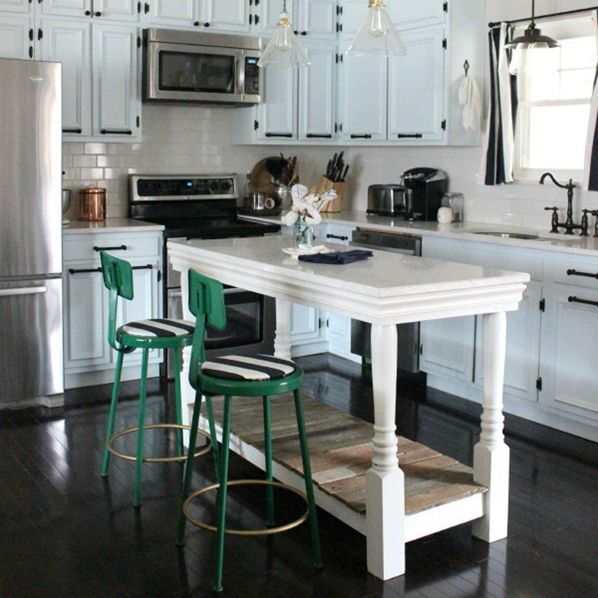 12 Great Kitchen Island Ideas: 12 Inspiring Kitchen Island Ideas