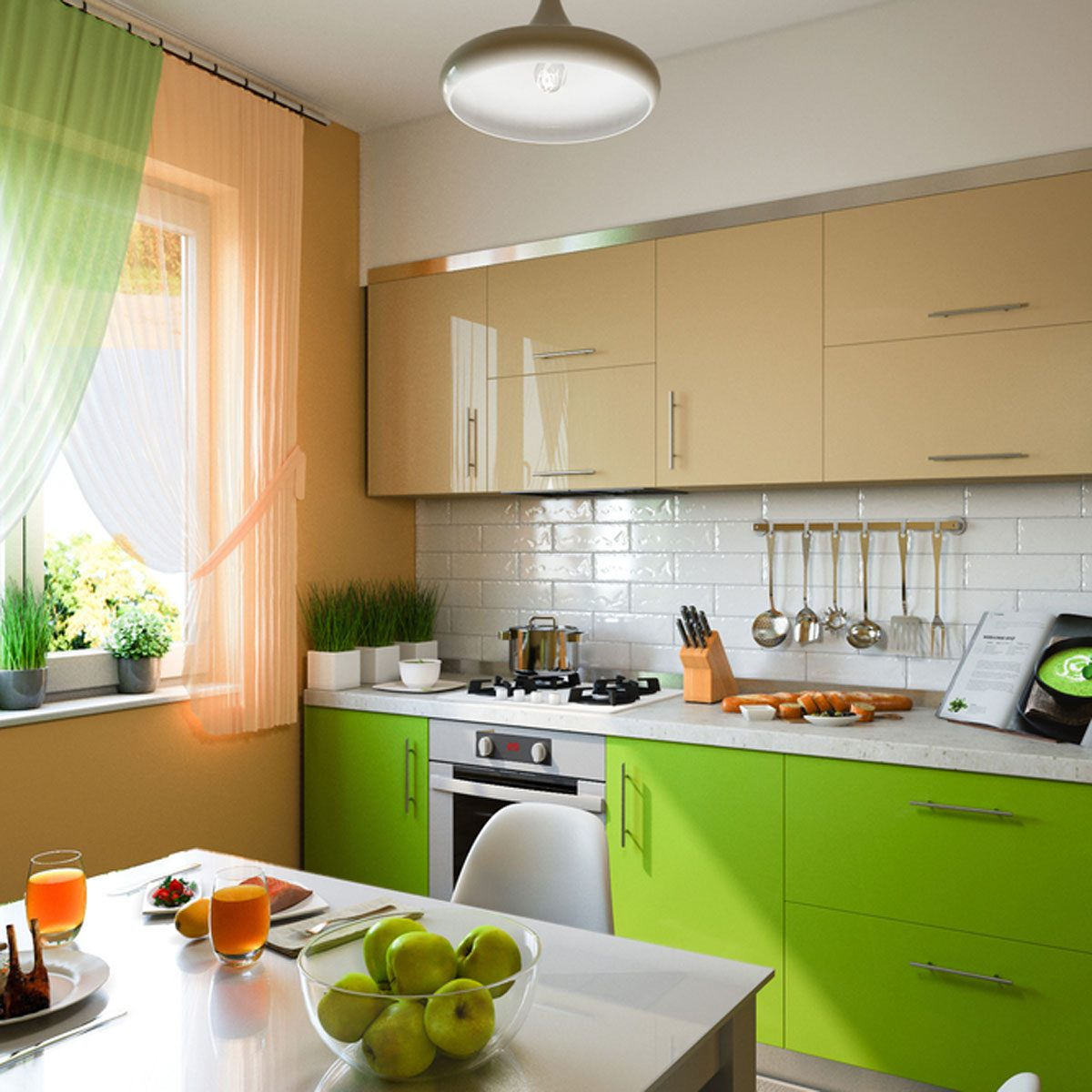12 Kitchen Color Trends That Are Hot Right Now The