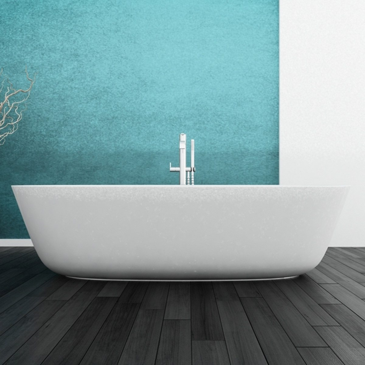 How to permanently anchor a bathroom towel bar family handyman 12 bathroom color trends to try today dailygadgetfo Choice Image